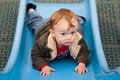 Free Boy In Playground Royalty Free Stock Photos - 10208088