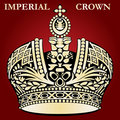 Free Imperial Crown Red Stock Photo - 10209790