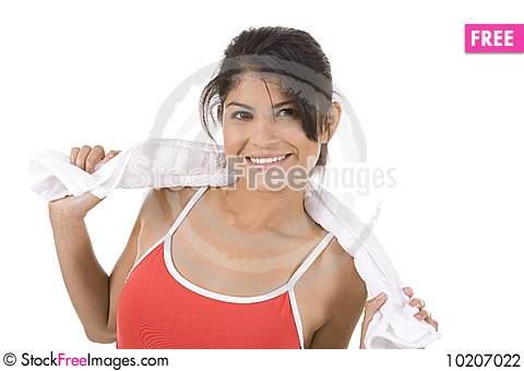 Free Fitness Stock Photography - 10207022