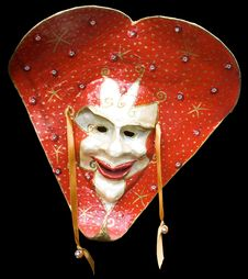 Free Colorful Carnival Mask For Sale Stock Photography - 10200122