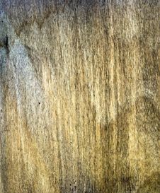 Free Weathered Wooden Sheet Royalty Free Stock Photography - 10200277
