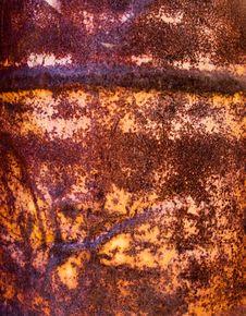 Free Warm Rusty Surface Metal Stock Photos - 10200383