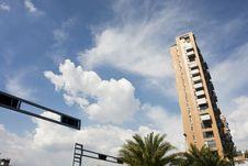 Free Residence Under Sky Stock Image - 10200661