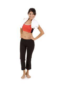 Free Fitness Royalty Free Stock Photo - 10200775