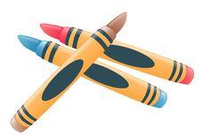 Free Crayon Stock Photos - 10201463