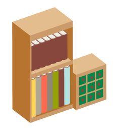 Free Bookcase Stock Image - 10201531