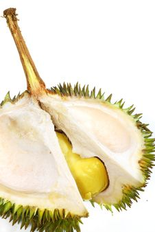 Durian Asian Fruits Series 02 Royalty Free Stock Photo