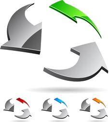 Free Company Symbol. Stock Image - 10201911