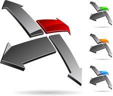 Free Company Symbol. Stock Images - 10201934