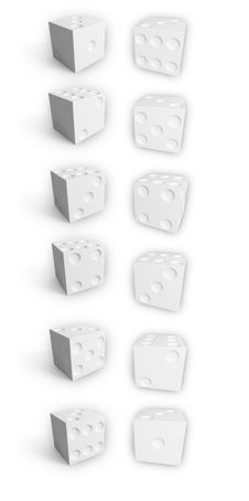 Free Dices Royalty Free Stock Image - 10202186