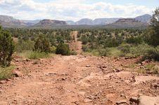 Free Red Rocks Royalty Free Stock Image - 10202236