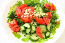 Free Salad Royalty Free Stock Photos - 10202278