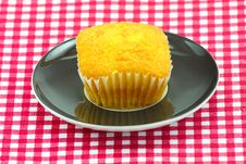 Delicious Colorful Cake Stock Images