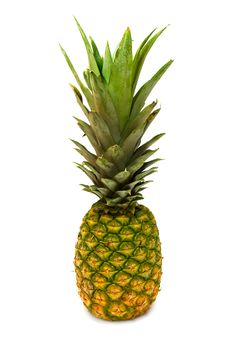 Free A Ripe Pineapple Stock Images - 10203494