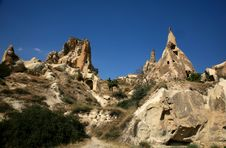 Free Cappadocia Rock Landscapes Stock Photos - 10203653