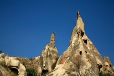 Free Cappadocia Rock Landscapes Royalty Free Stock Photos - 10203668