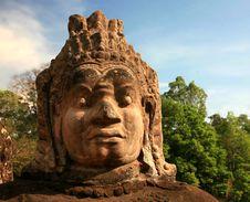 Free Angkor S Ruins Stock Photo - 10203760
