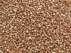 Free Buckwheat Grains Stock Photography - 10204572