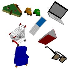 Free Items Stock Photo - 10206740