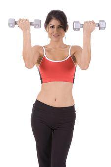 Free Fitness Royalty Free Stock Photo - 10207125