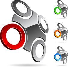 Free Company Symbol. Royalty Free Stock Photo - 10207145
