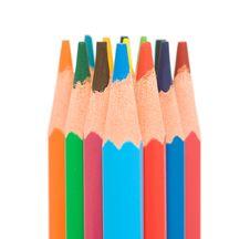 Free Color Pencils Stock Photos - 10208043