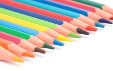 Free Color Pencils Royalty Free Stock Photo - 10208085