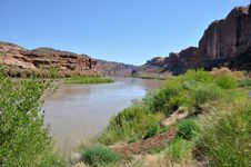 Free Colorado River Royalty Free Stock Photo - 10209395