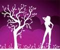 Free Elegant Summer Girl Royalty Free Stock Image - 10214576