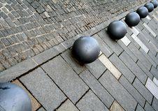 Free Diagonal Balls Stock Images - 10212404