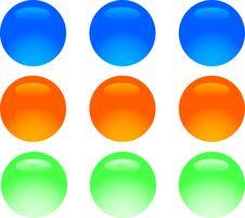 Free Color Balls Stock Photo - 10212940