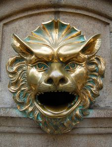 Free Architectural Detail - Lionhead Stock Photography - 10213082