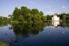 Free Tsarskoe Selo 1 Royalty Free Stock Image - 10213956