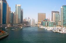 Free Marina Boats 3 Stock Image - 10214001