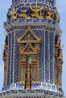 Free Thai Angels Tower Royalty Free Stock Images - 10214179