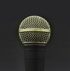Free Microfone Royalty Free Stock Photos - 10214498