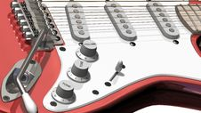 Free Electric Guitar Stock Image - 10214741