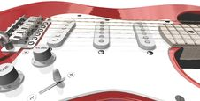 Free Electric Guitar Stock Image - 10214811