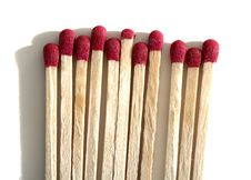 Free Matchsticks Royalty Free Stock Photo - 10214835