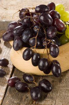 Free Grapes Royalty Free Stock Image - 10216226