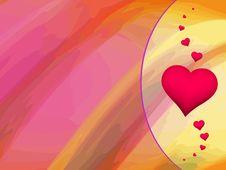Free Valentine Base Backgound Royalty Free Stock Photography - 10216617