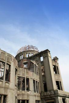 Free A-Bomb Dome, Hiroshima Stock Image - 10216841