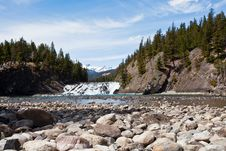 Free Bow River Falls Stock Images - 10217114