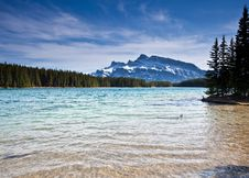 Free Banff National Park Royalty Free Stock Images - 10217319