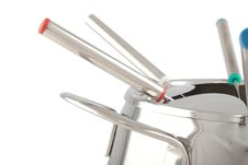 Free Fondue Maker Close-up Royalty Free Stock Images - 10217479