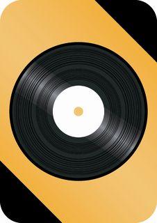 Free Vector Vinyls Royalty Free Stock Image - 10217846
