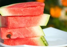 Free Watermelon Royalty Free Stock Images - 10218989