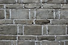 Free Old Brick Wall Royalty Free Stock Images - 10219959