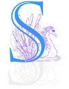 Free Alphabet Letter S Stock Photo - 10220690