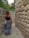 Free Woman In Hersones, Crimea Stock Photos - 10229363